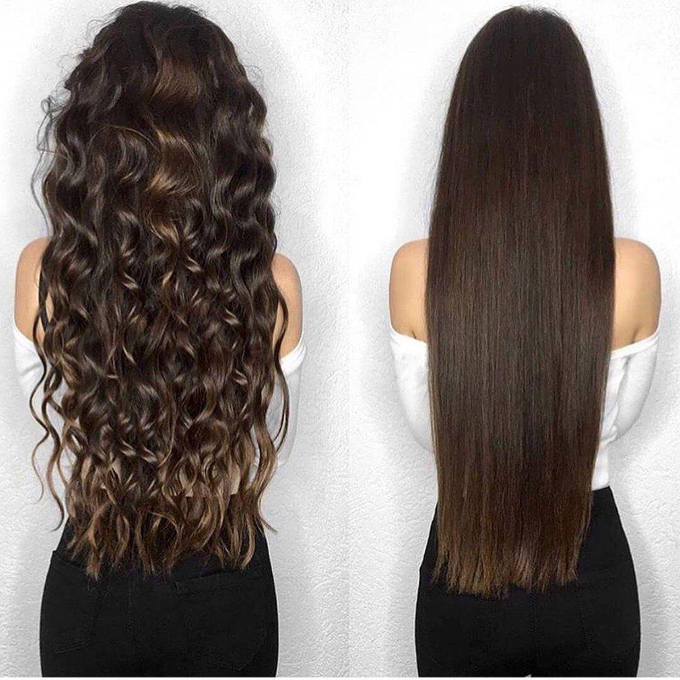 Выпрямление волос СПБ